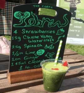 watercress-smoothie